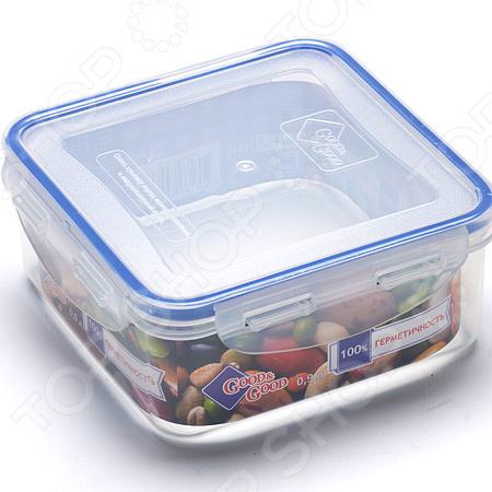 Фото - Контейнер для пищевых продуктов Good and Good 2-1-1 контейнер для пищевых продуктов good