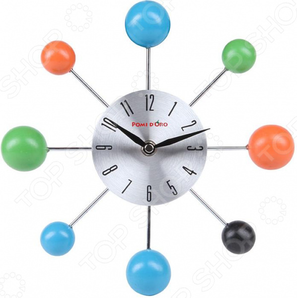 Часы настенные Pomi d'Oro PAL-485027 кастрюля pomi d oro facilita
