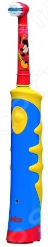 Щетка зубная электрическая Braun Oral-B Kids Mickey Mouse D10.513 1