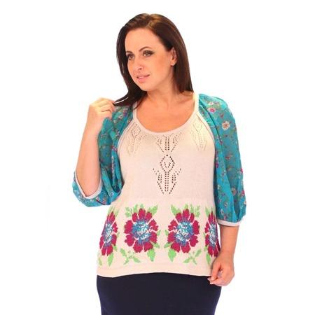 Купить Блуза Wisell «Нежное настроение»