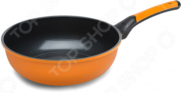 Сковорода вок Oursson Palette C вок wok oursson pw 2802 c or