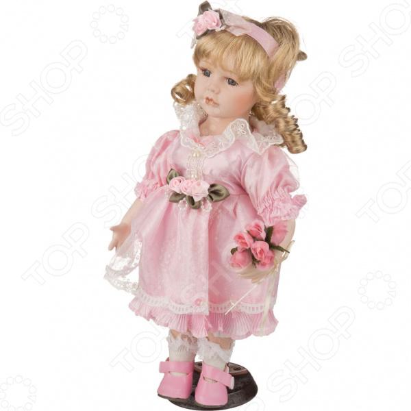 Кукла фарфоровая Lefard 485-086