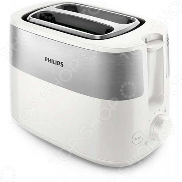 Тостер Philips HD 2515 тостер philips hd 2515 00 daily collection
