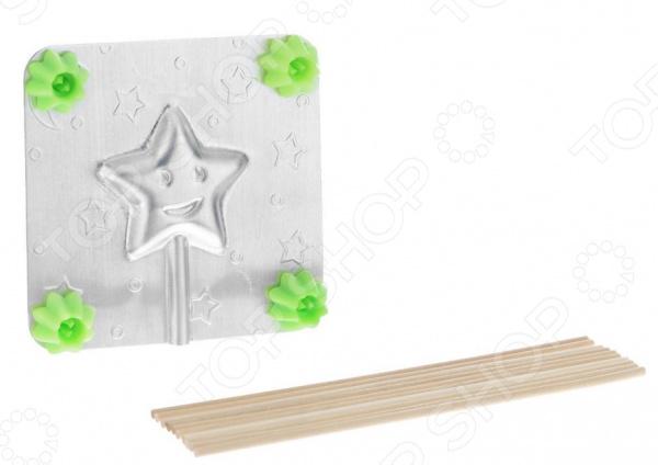 Форма для леденцов Леденцовая фабрика «Звездочка» формы для приготовления леденцов на палочке