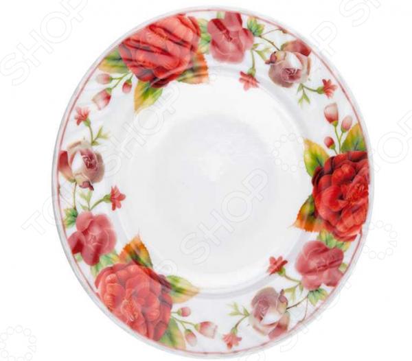 Тарелка десертная Miolla «Камелия»