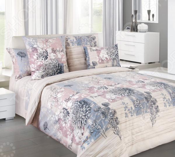 Комплект постельного белья Королевское Искушение «Эскиз»