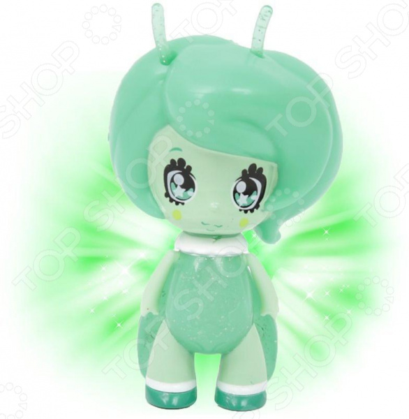 Кукла Glimmies Nova