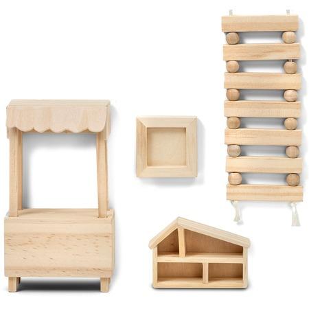 Купить Набор мебели для куклы Lundby «Игрушки»