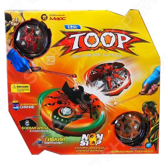 Набор волчков Toop с контроллером «Марс и Торнадо»
