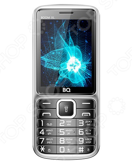 Фото - Мобильный телефон BQ 2810 Boom XL сотовый телефон bq 2810 boom xl black