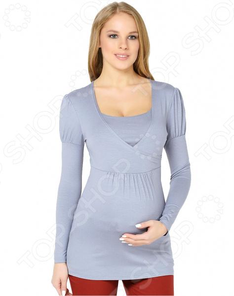Блуза для беременных и кормящих мам Nuova Vita 1301.10