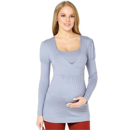 Купить Блуза для беременных и кормящих мам Nuova Vita 1301.10