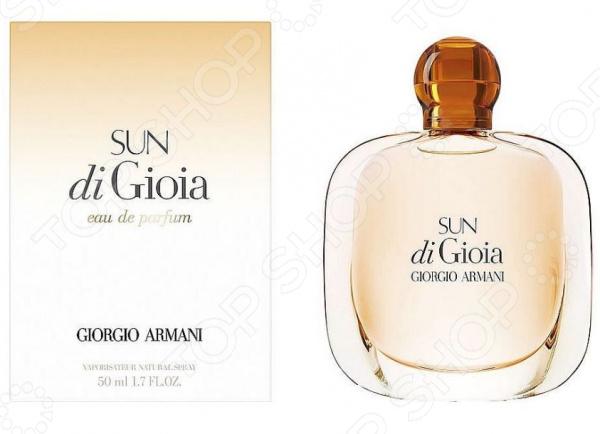 Парфюмированная вода для женщин Giorgio Armani Acqua di Gioia Sun giorgio armani sun fabric бронзирующая пудра 200 amber