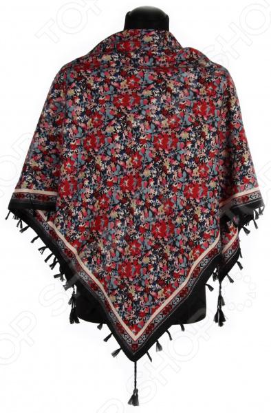 Платок Bona Ventura PL.XL-H.Pr.3 недорогой платок на шею для женщин
