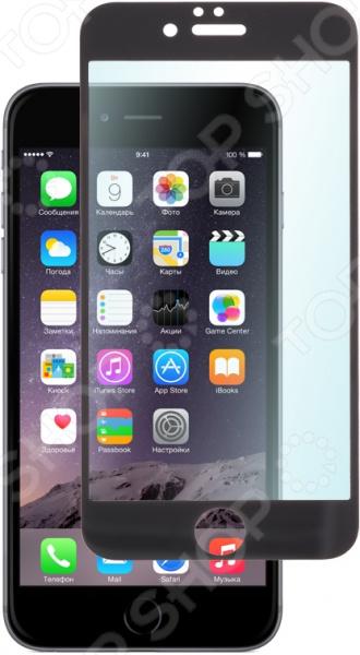 Стекло защитное skinBOX для Apple iPhone 6 full screen