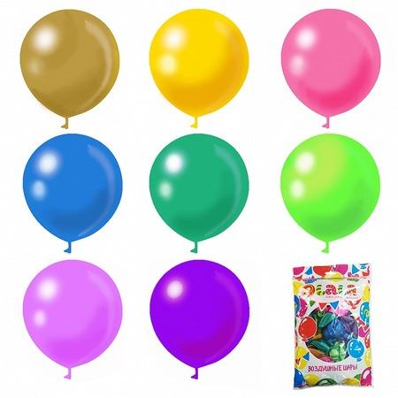 Купить Набор воздушных шаров Olala 26366 «Металлик». В ассортименте