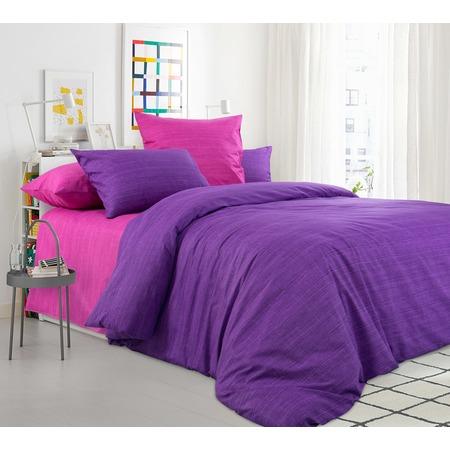 Купить Комплект постельного белья ТексДизайн «Дикая орхидея». Тип ткани: перкаль
