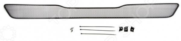 Сетка на бампер внешняя Arbori для Infiniti QX70, 2014. Цвет: черный планшет dell latitude 5285 16гб 512гб windows 10 professional 64 черный [5285 7949]