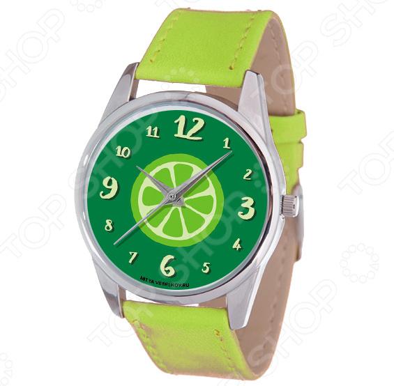 Часы наручные Mitya Veselkov «Лайм»