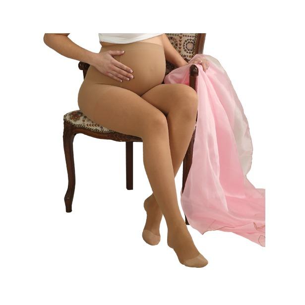 фото Колготки медицинские эластичные компрессионные для беременных Tonus Elast 0405. Цвет: черный. Размер: 5. Компрессия: I класс (18-22 мм рт.ст.)