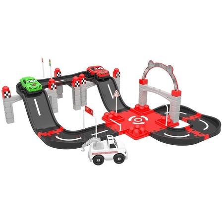 Купить Игровой набор Ucar Oyuncak Racing F1. Количество предметов: 51 шт