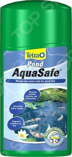 Средство для подготовки воды в пруду Tetra Pond AquaSafe