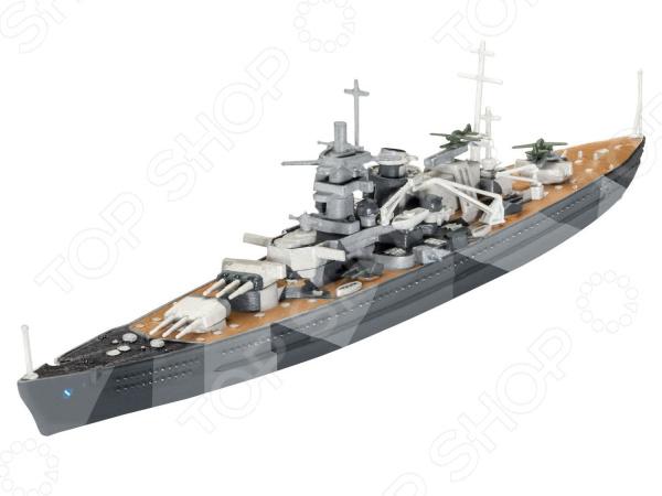 Сборная модель линкора Revell «Шарнхорст»