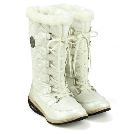 Купить Сапоги зимние Walkmaxx Snow Boots. Цвет: белый