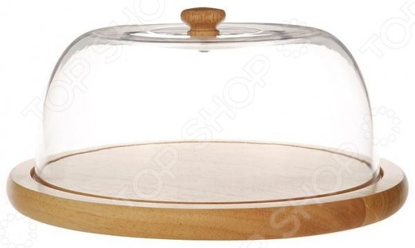 Тортница Oriental Way C7025 будет отличным дополнением к набору вашей сервировочной посуды. Выполненная из натурального дерева она прекрасно подойдет для подачи и хранения тортов, пирогов и чизкейков. Состоит тортница из круглого поддона и прозрачной пластиковой крышки. Наличие последней позволяет уберечь торт от высыхания, преждевременной порчи и впитывания посторонних запахов.  Особенности и преимущества  Оригинальный дизайн  Поддон из древесины гевеи.  Крышка из прозрачного пластика с ручкой. Oriental Way синоним качества Торговая марка Oriental Way сочетает в себе неизменно высокое качество и приемлемые доступные цены. На рынке она существует уже более 15 лет, пользуется неизменным успехом у потребителей и постоянно расширяет свой ассортимент. Инновационные технологии и проверенные безопасные для здоровья материалы вот основные принципы бренда Oriental Way.