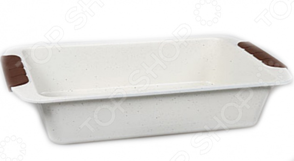 Форма для запекания керамическая Pomi d'Oro Q3310 форма для выпекания керамика kitchenaid набор kblr02mbac 2шт по 0 45л