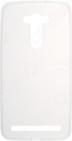 Чехол защитный skinBOX 4People slim для ASUS ZenFone 2 Laser ZE550KL