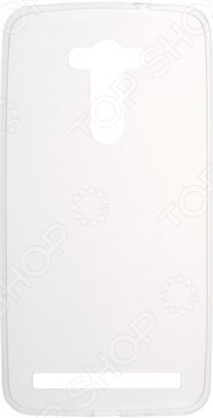 Чехол защитный skinBOX ASUS ZenFone 2 Laser ZE550KL чехлы для телефонов skinbox чехол для asus zenfone zoom zx551ml skinbox lux