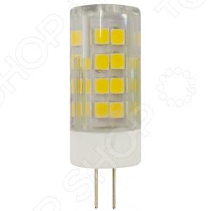 Лампа светодиодная Эра JC-5W-220V-CER-827-G4