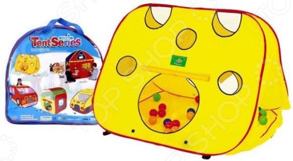 Палатка игровая Наша Игрушка «Сырок» цены