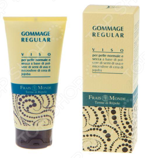 Гоммаж Frais Monde Regular для нормальной кожи