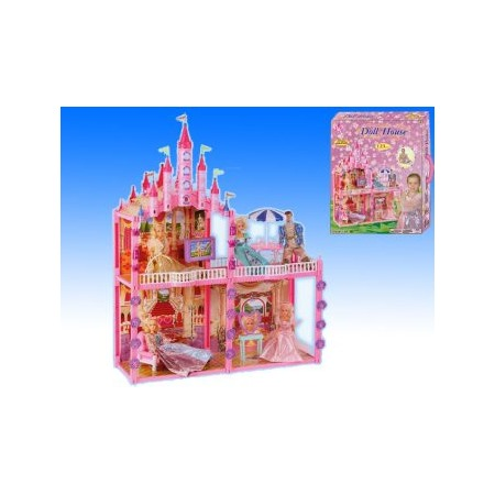 Купить Замок кукольный Shantou Gepai 941549