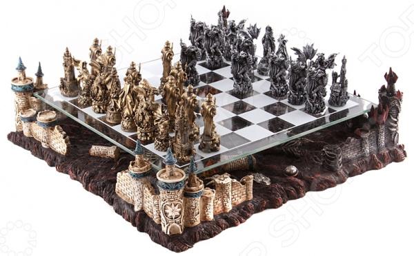 Набор для игры в шахматы «Замок» 765-006 как тип в игре волд оф танкс