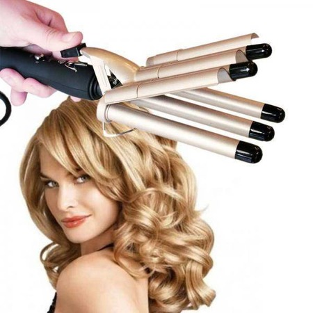 Купить Щипцы для завивки волос Gemei GM2933