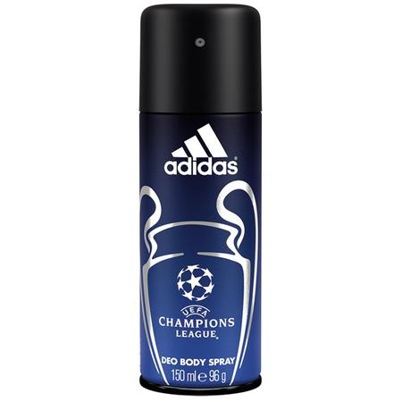 Купить Дезодорант-спрей мужской Adidas UEFA Champions League