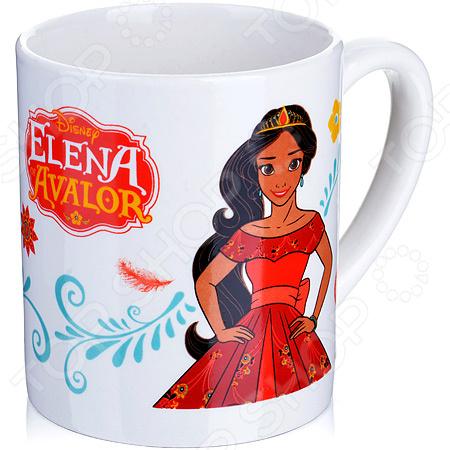 Кружка детская Disney «Елена» 27690