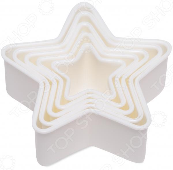 Формочки для печенья DOSH HOME в виде цветка Pavo кисточка кулинарная dosh l home pavo цвет голубой