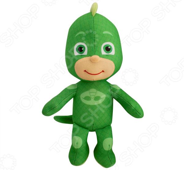 Мягкая игрушка PJ Masks «Гекко» 33444 фигурки героев мультфильмов pj masks игровой набор pj masks кэтбой и ромео 8 см