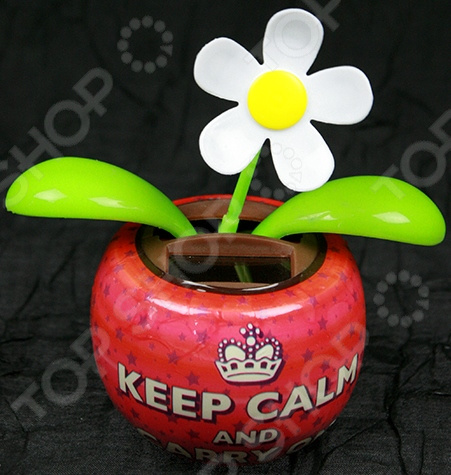 Украшение в салон «Цветок» 299508 - артикул: 945682