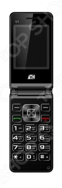 Мобильный телефон ARK Benefit V1 ark benefit u2 dual black