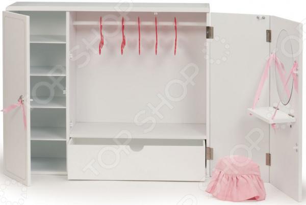Мебель для куклы Our Generation Dolls «Деревянный гардероб»