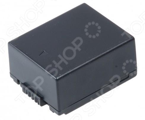 Аккумулятор для камеры Pitatel SEB-PV715 для Panasonic Lumix DMC-G1, G2, G10, GF1, 1320mAh