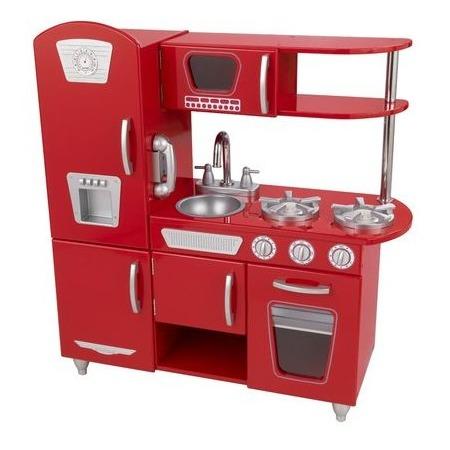 Купить Кухня детская с аксессуарами KidKraft «Винтаж»