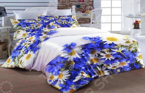 цена Комплект постельного белья ТамиТекс «Сияние» онлайн в 2017 году