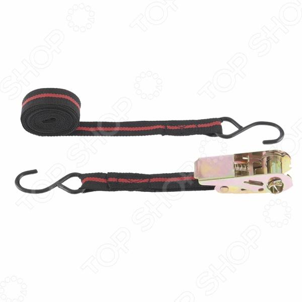 Ремень багажный с крюками и храповым механизмом SPARTA Automatic 543385