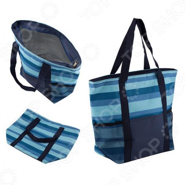 Термо-сумка Лесниково «Пляжная»